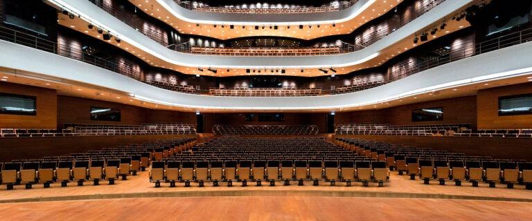 Mia Teater, Biograf Konferencestol