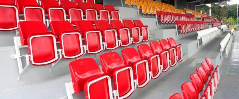 Stadion stole og Skalsæder